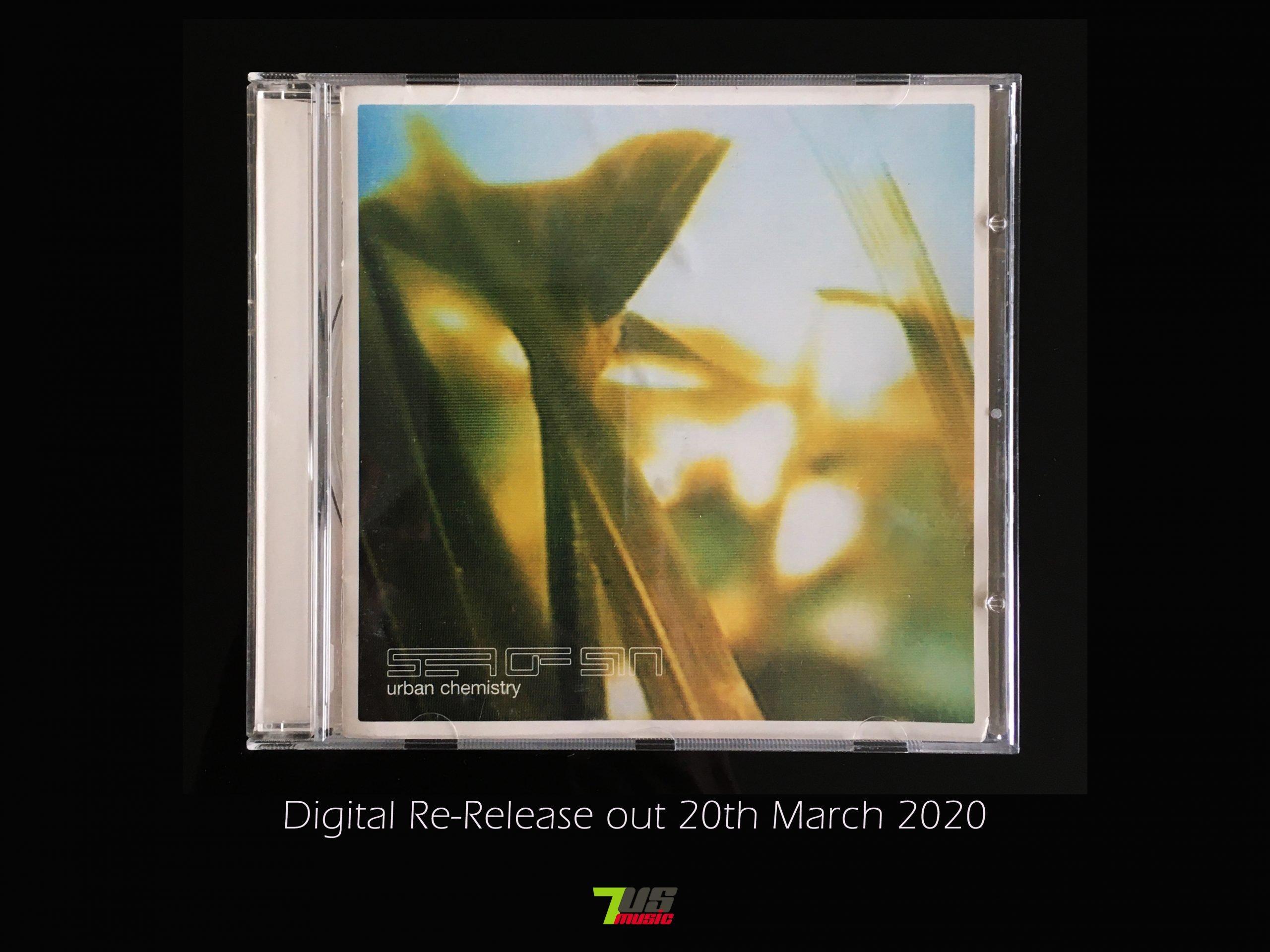 "Digital Re-Release of ""Urban Chemistry"""