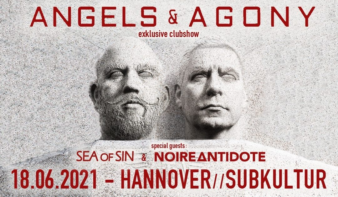 Angels and Agony, Sea of Sin und Noire Antidote