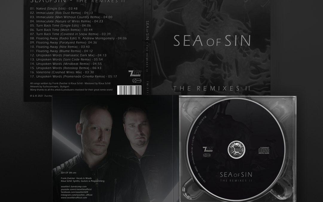 "New Remix Compilation ""The Remixes II"" (CD/Digital)"
