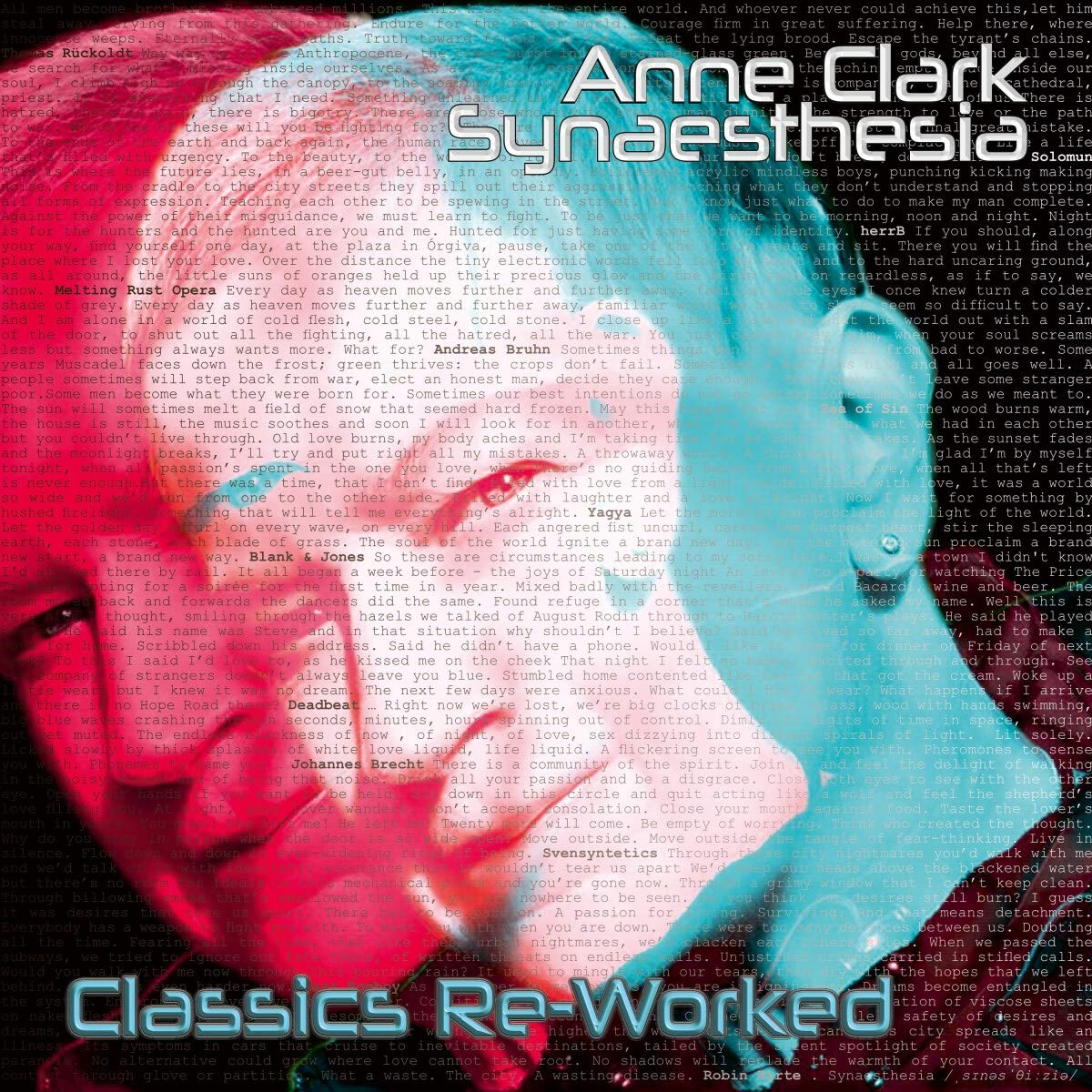 """New Remix out for Anne Clark Track """"Sometimes"""""""